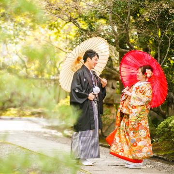 日式婚服留影套餐