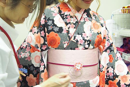 2. Dress-up technique
