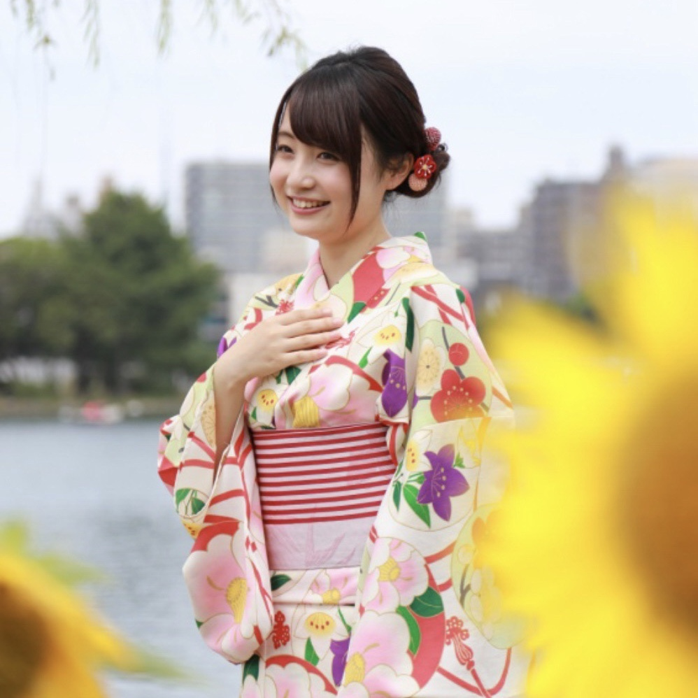 Sunflower and Yukata photo shootingー 8/23〜8/25 ー