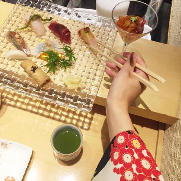 기모노를 입고 즐기는 후쿠오카