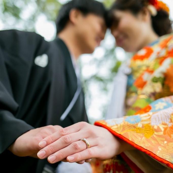 着物Weddingフォト